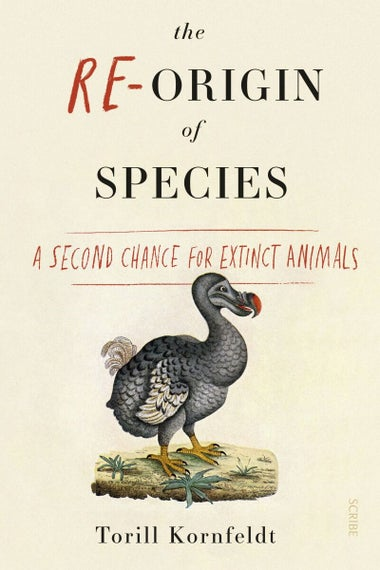 The Re-Origin of Species cover.