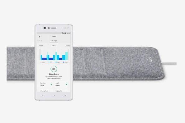 Withings/Nokia Sleep - Sleep Tracking Pad.