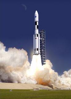 NASA SLS art