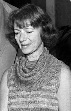 Photograph of Fay Brisk.