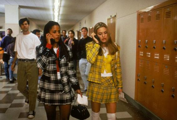 Movie tie-ins and spin-offs: A Clueless teen novel, reviewed