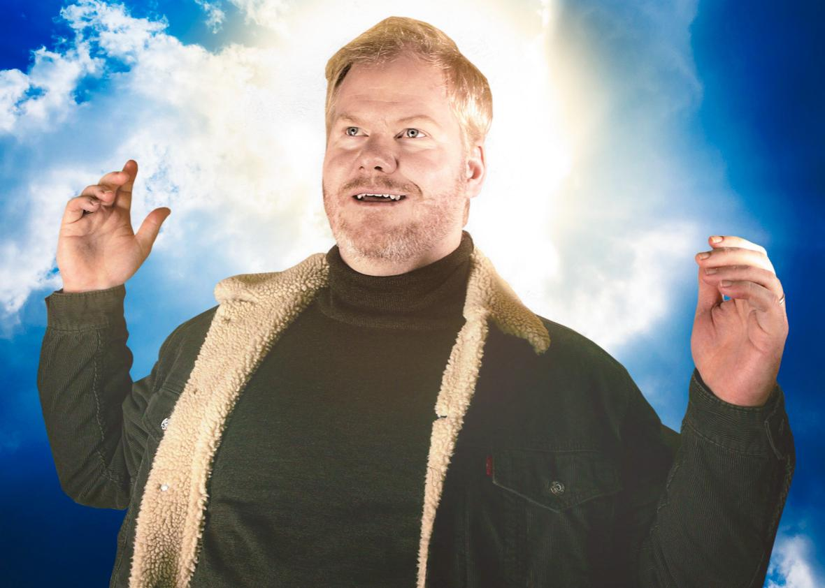 Jim Gaffigan, not Stephen Colbert, is America's top Christian comedian