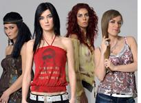 Spain's Las Ketchup. Click image to expand.