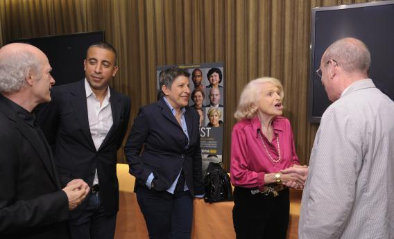 Edie Windsor will pay less in tax without DOMA, but most gay and lesbian couples will pay more.