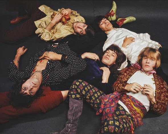 Rolling Stones, 1968