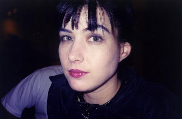 Kathleen Hanna of Bikini Kill, Le Tigre, and the Julie Ruin.