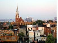 The mere mention of these Baltimore rooftops can make people homesick