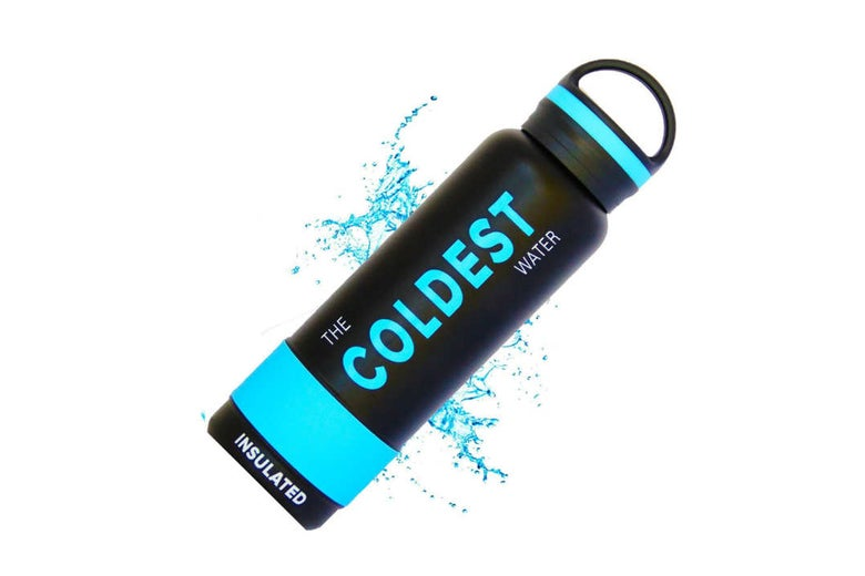 The Coldest Water Bottle.