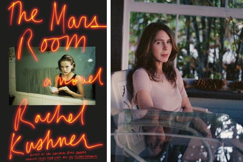 The Mars Room author Rachel Kushner.