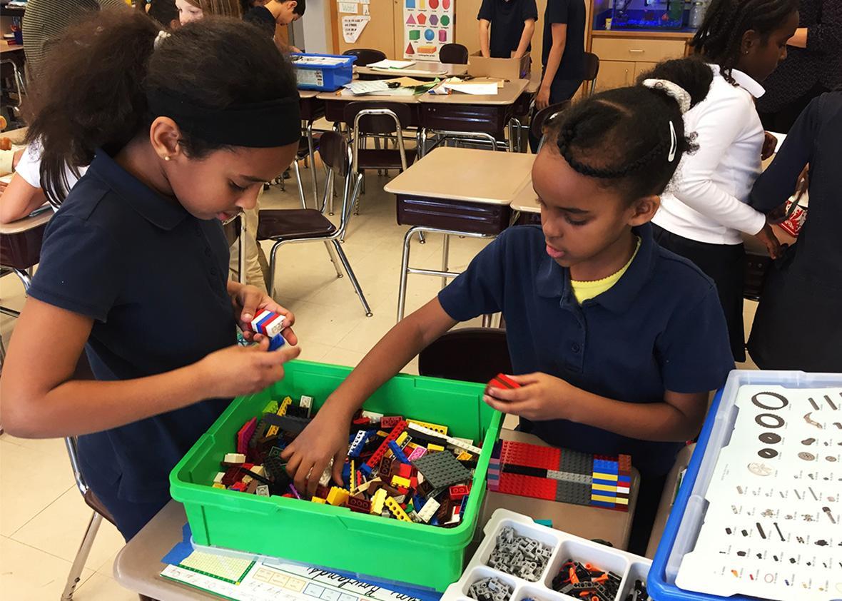 LEGO enginineering elemetery school.