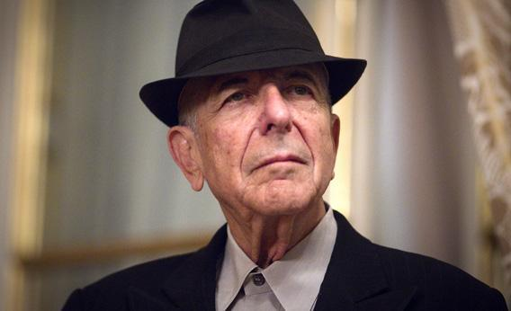 Leonard Cohen's Old Ideas, and the genius of his lyrics.