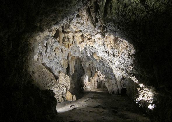 Hansen Cave, Timpanogos Cave National Monument.