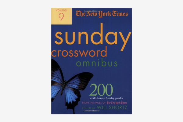 The New York Times Sunday Crossword Omnibus Volume 9