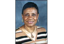 Beverly Walker, ex-commissioner of Georgia's Department of Human Resources