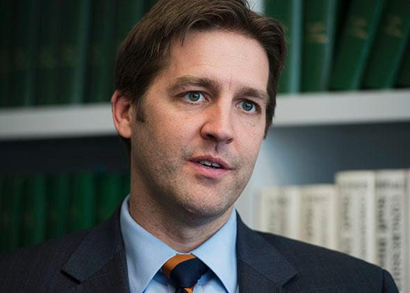 Ben Sasse, republican congressional candidate from Nebraska.