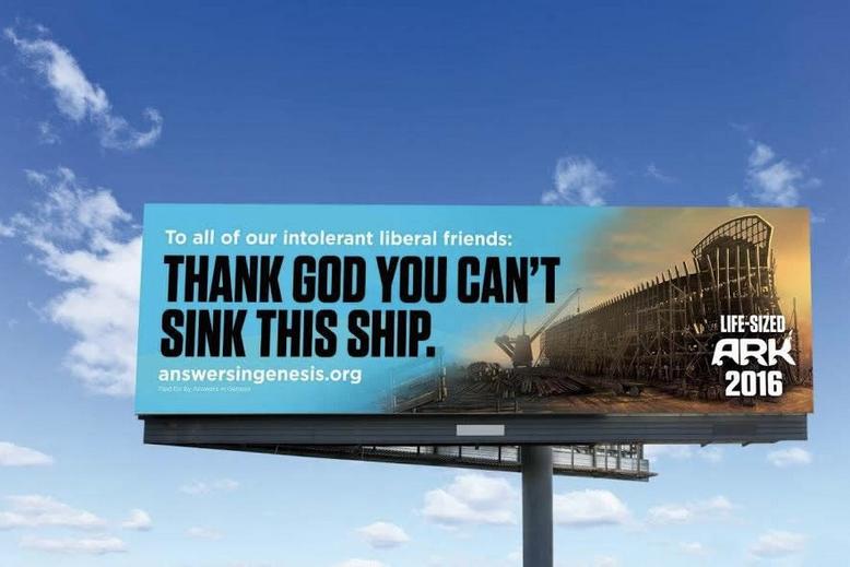 Ark Park Ken Ham propaganda