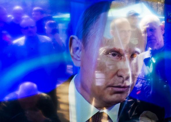 Putin broadcast April 2014