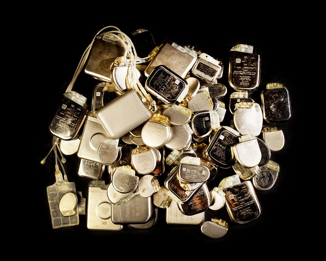 Used Pacemakers, 2012.