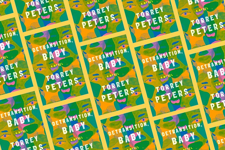 Multiple images of the cover of Detransition, Baby