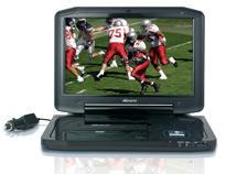 Memorex 10.2-inch Widescreen Portable DVD Player