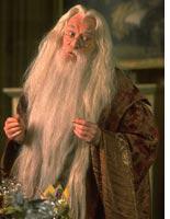 Richard Harris as Albus Dumbledore         Click image to expand.