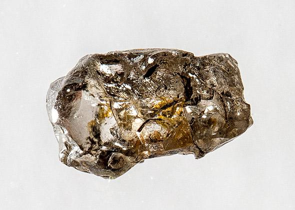Diamond sample JUc29, from Juina, Brazil, containing the hydrous ringwoodite inclusion reported by Pearson et al. in Nature.