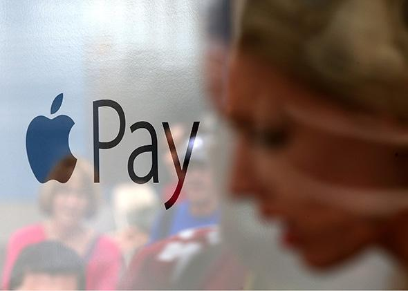 The Apple Pay.