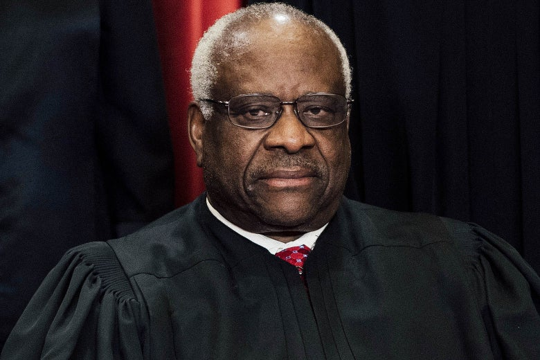 Clarence Thomas Just Voted With the Liberals in a Big Consumer Rights Case. Why?