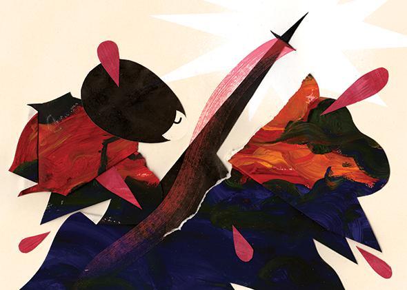 Illustration by Roman Muradov.