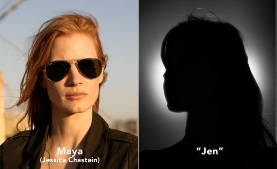 Zero Dark Thirty fact vs  fiction: Who are the real-life