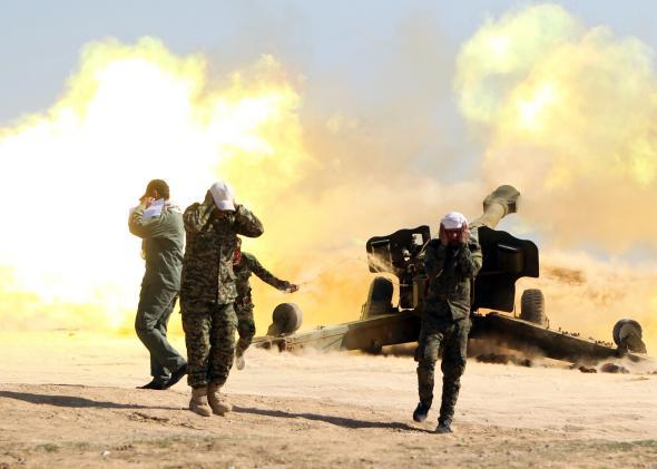 Iran Is Beating America to the Punch in Iraq