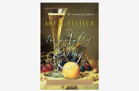 The Art of Eating book.