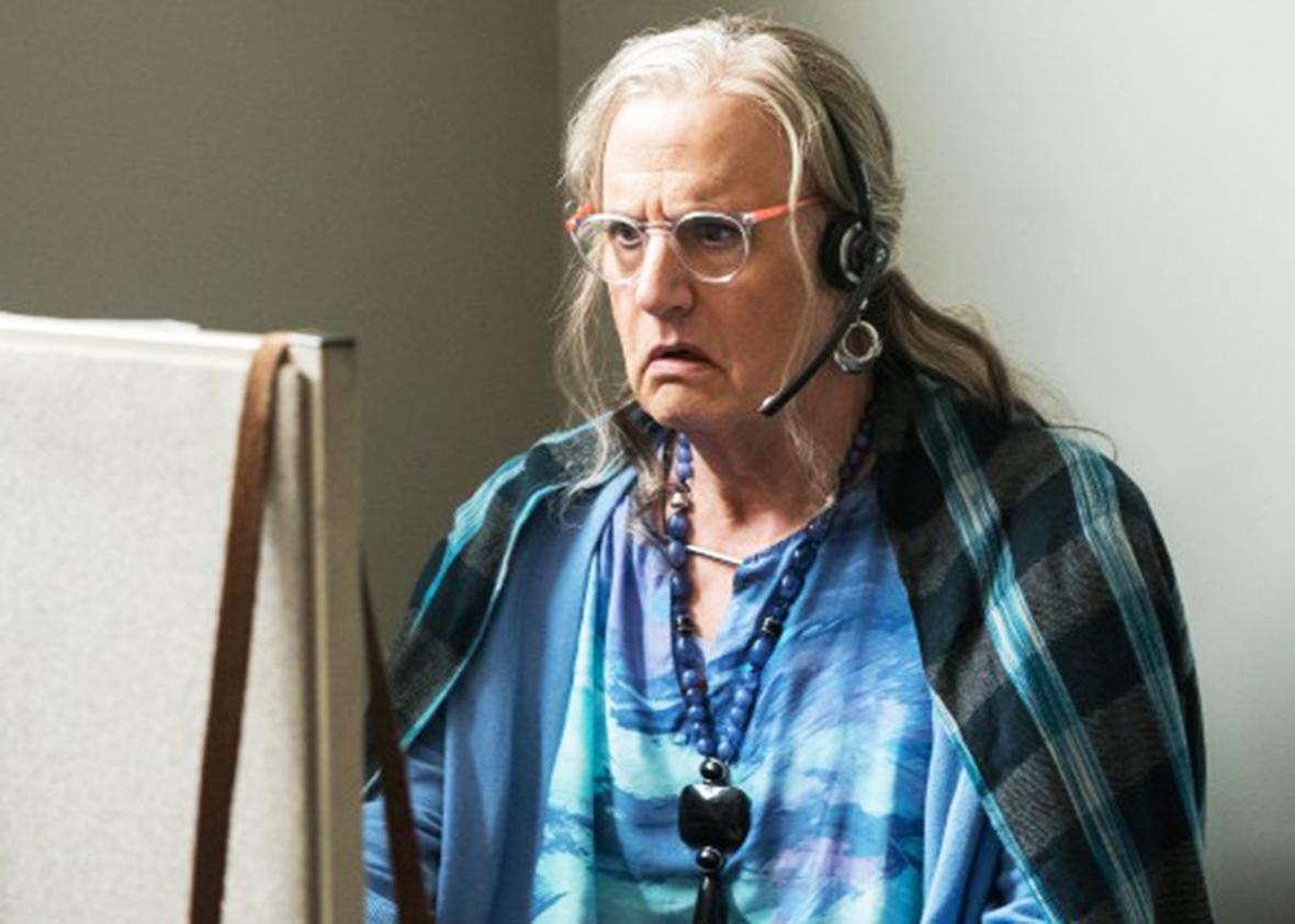 Jeffrey Tambor in Transparent.