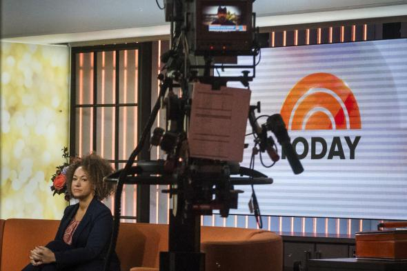 Rachel Dolezal Today show