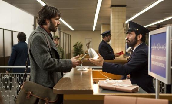Ben Affleck plays Tony Mendez in Argo