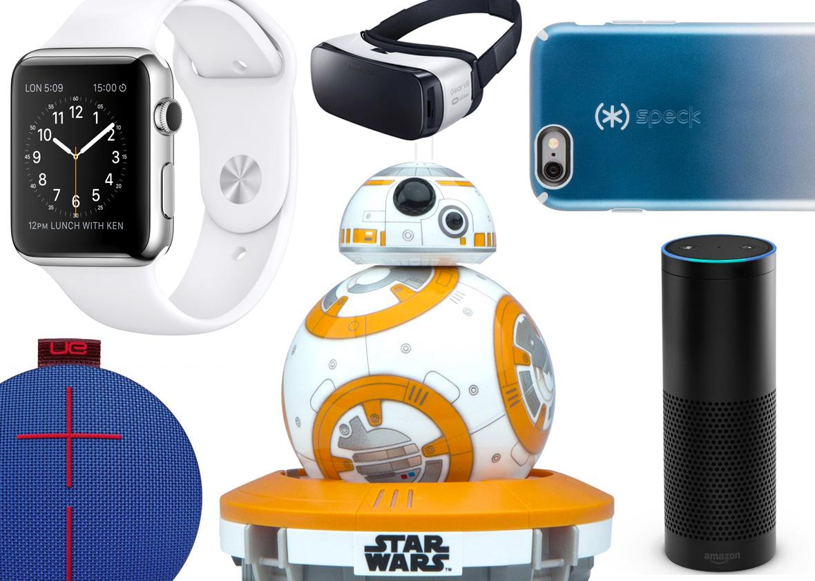 The best gadgets of 2015, according to Slate.