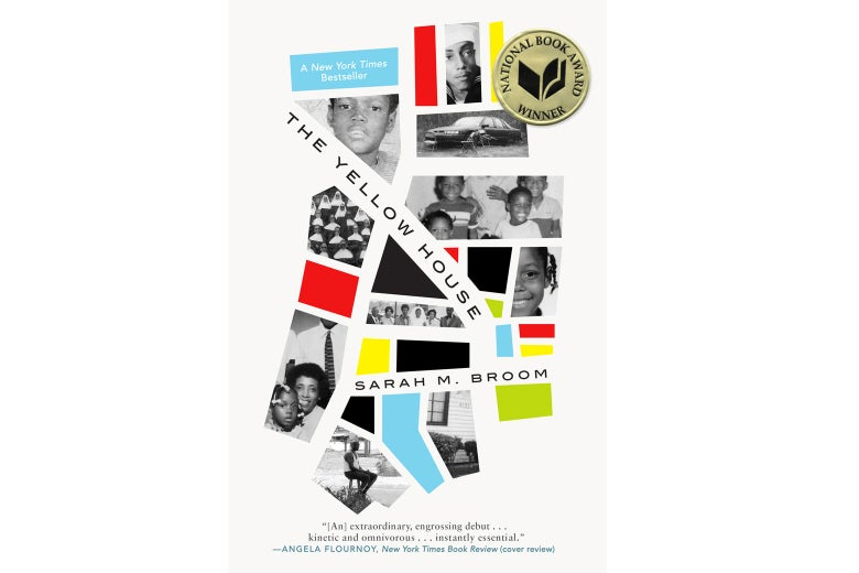 The Yellow House book cover.
