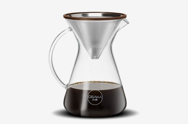 Osaka Pour-Over Coffee Brewer.