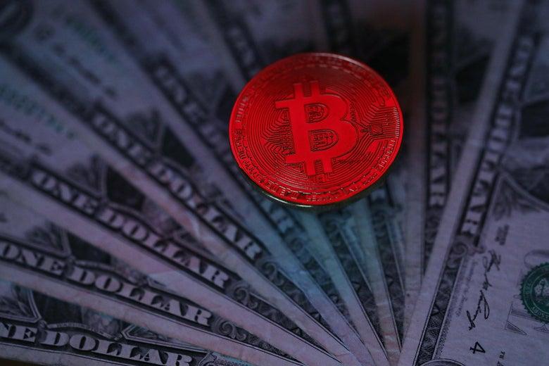 Beware the Bitcoin scams.