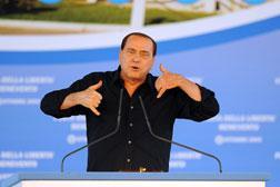 Silvio Berlusconi. Click image to expand.