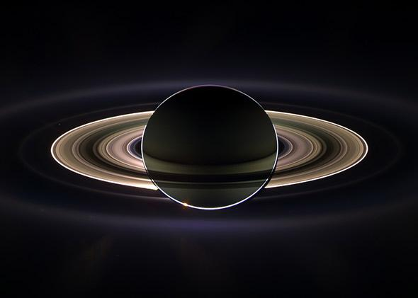 saturn rings photo.