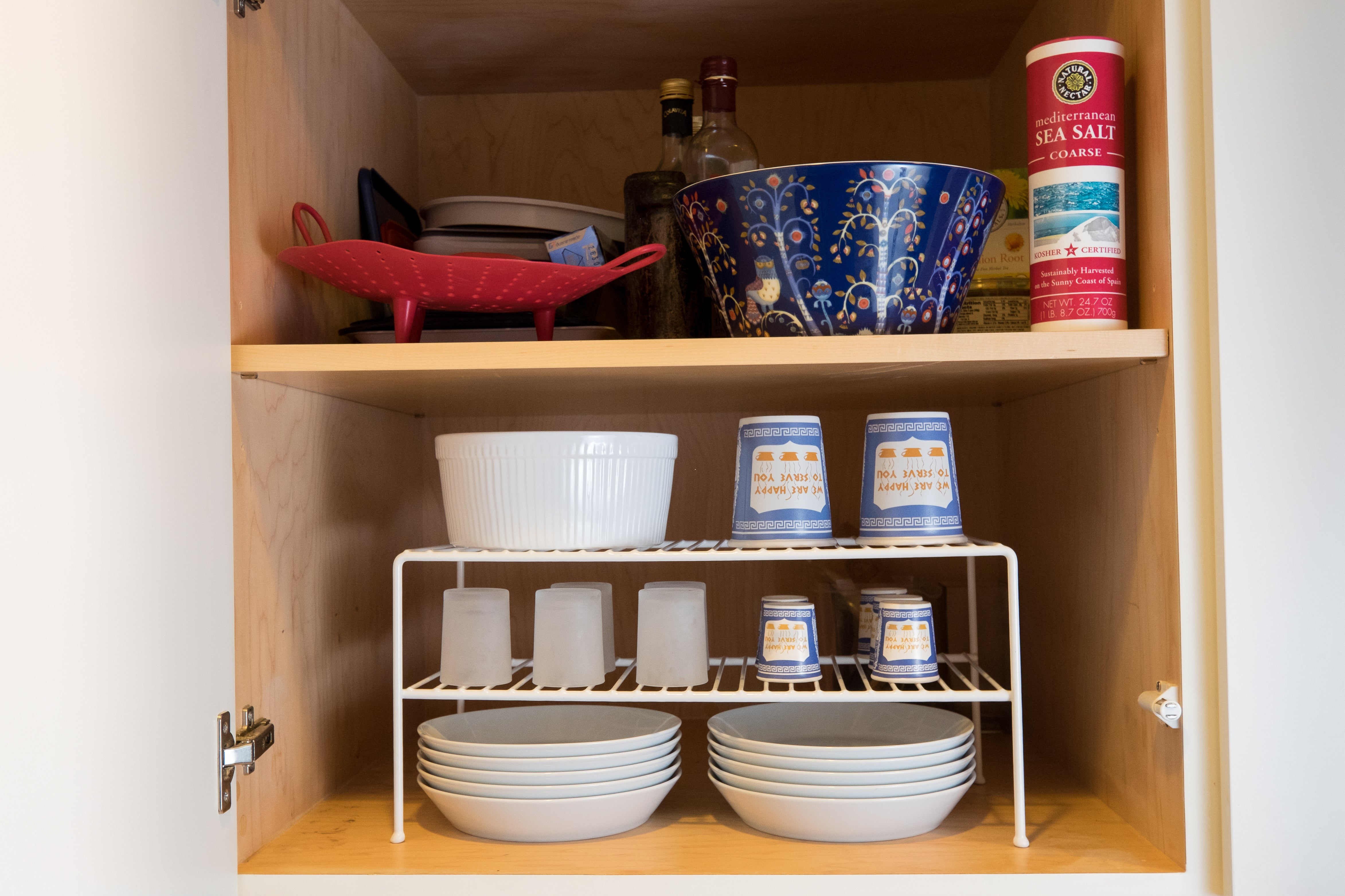 Organized Living's double risers