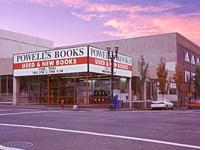 Powell's City of Books. Click image to expand.