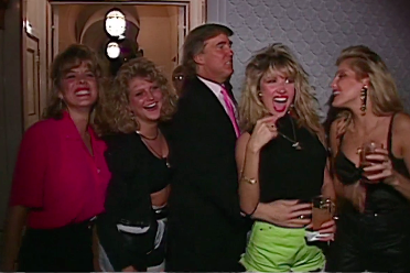 Here's a Video of What Young Trump Looked Like on the Prowl With Jeffrey Epstein