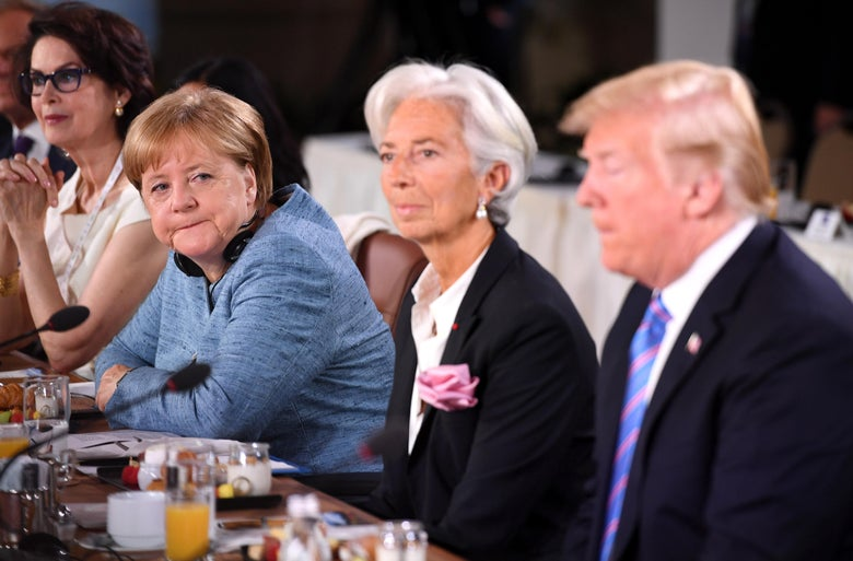 Forget Russia. Maybe It's the U.S. That Doesn't Belong at the G-7