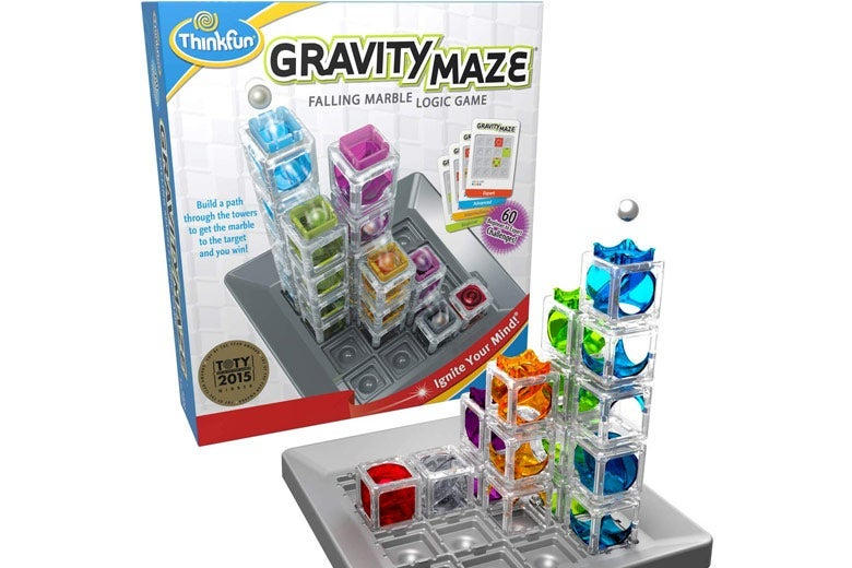 Gravity Maze with box