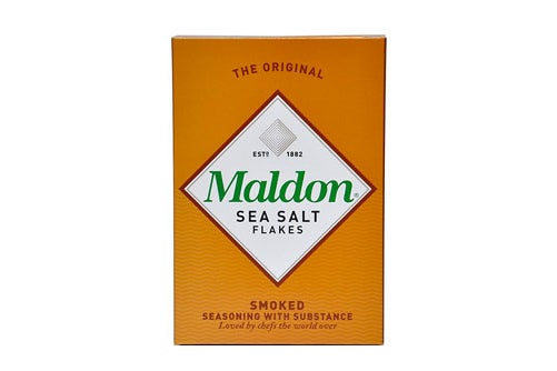 Maldon salt.