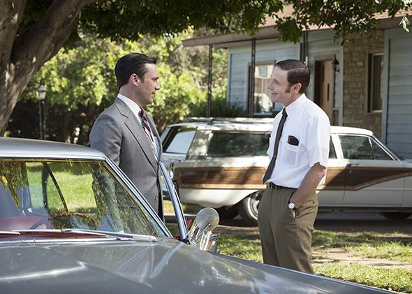 Mad Men Season 7 Episode 12