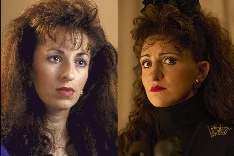 Paula Jones, Annaleigh Ashford as Paula Jones.