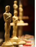 Oscar statuettes. Click image to expand.